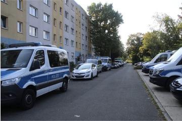 Mysteriöser Mord in Halle: Frau (†52) starb an Schnitt- und Stichverletzungen