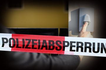 Leipzig: Polizei ermittelt: Hausbesuch in Leipzig endet plötzlich mit Waffe vorm Gesicht