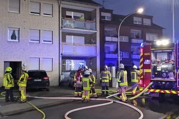 Beißender Geruch weckt Hausbewohner: Gasheizung fängt Feuer