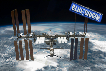 """Jeff Bezos' Blue Origin announces upcoming space station with """"access for all"""""""