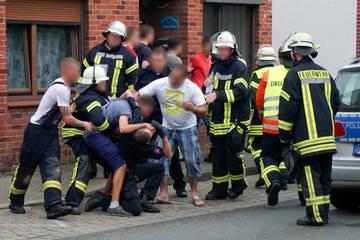 """Weniger Angriffe auf Rettungskräfte, aber """"Ton ist rauer"""": """"Mir doch egal, ob er verreckt"""""""