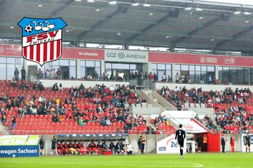 Über 10.000 Plätze: FSV Zwickau kann gegen Borussia Dortmund II alle Fans reinlassen