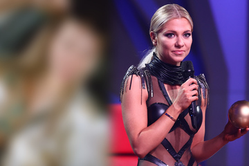 """GZSZ-Star """"topless"""": Valentina Pahde shows herself without make-up"""