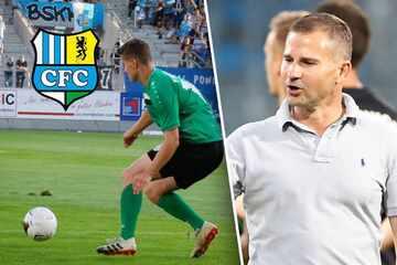 CFC-Sportchef Arnold gewinnt Familienduell gegen Sohn Lucas