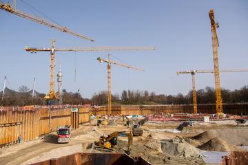 München: Bau der Münchner Großsporthalle verzögert sich: Eröffnung erst 2023