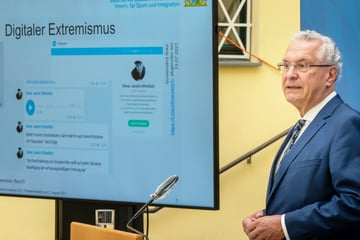 """Herrmann warnt vor """"digitalem Extremismus"""" und zunehmender Gewalt im Land"""