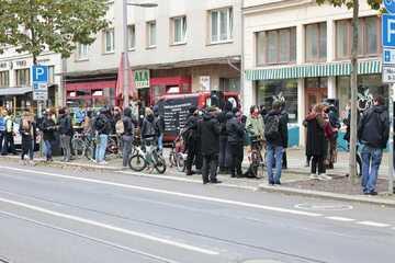Leipzig: Nach Demo-Verbot: Doch noch Protest im Leipziger Süden?