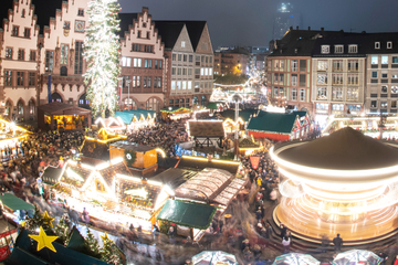 Weihnachtsmarkt-Bummel in Hessen teils schon ab Mitte November möglich