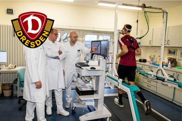 Fall Eriksen: Dynamo Dresden hat einen Defibrillator immer einsatzbereit