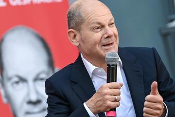 Wählercheck: Olaf Scholz liegt auch in Bayern weiter vorn