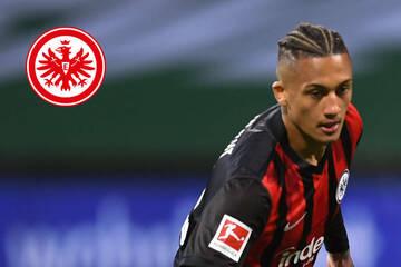 """""""Habe große Ambitionen"""": Eintracht Frankfurts Tuta heiß auf neue Saison"""