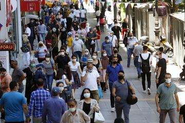 Coronavirus: Neuinfektionen in Türkei auf höchstem Stand seit Mitte Mai