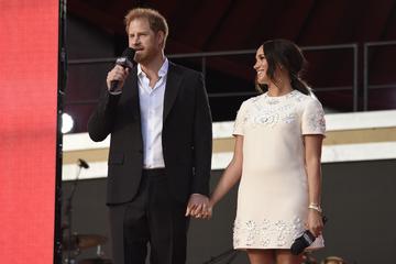 Coronavirus: Prinz Harry und Meghan werben für Impfgerechtigkeit