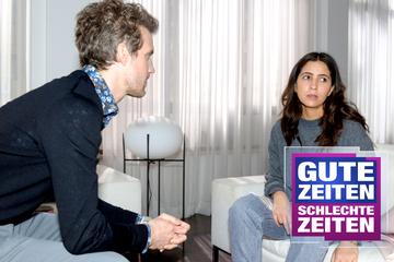 GZSZ: GZSZ: Laura nutzt ihre Fehlgeburt für eine schauerliche Intrige