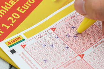 Sechs Richtige bei der Mittwochs-Ziehung: Sachsen hat seinen fünften Lotto-Millionär!