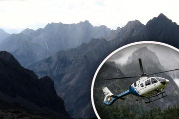 Kletterer stürzt auf 2700 Metern an der Zugspitze in den Tod