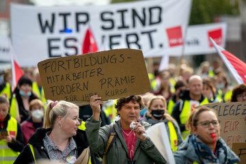 Unbefristeter Streik in Brandenburger Asklepios-Kliniken? ver.di-Mitglieder stimmen ab
