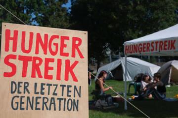 Hungern fürs Klima: Theologe sieht Hungerstreik als Erpressung an