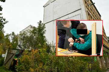 Chemnitz: Drei Frauen brutal überfallen: Chemnitzer (29) als Sextäter angeklagt