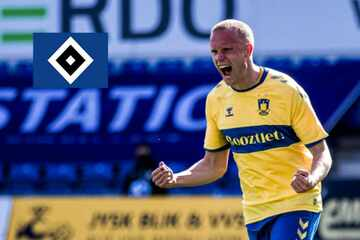 HSV vor Verpflichtung von isländischer Abwehrkante Hermannsson