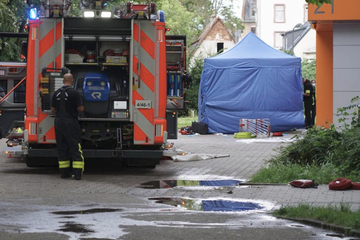 Frankfurt: Bewohner will sich vor Feuer retten und springt aus achtem Stock in den Tod