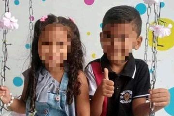 Vater lässt Kinder (3 und 5) im Garten spielen: Wenig später sind beide tot