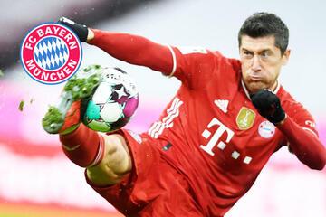 Doppeltreffer: Lewandowski erneut zum Fußballer des Jahres gewählt