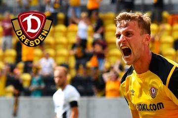 Doppelpack für Dynamo! Christoph Daferner knipst in der 2. Liga einfach weiter