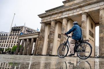 Berlin bleibt nass: Dann wird es wieder sommerlicher!
