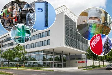 Neue Jobs, neue Technik, neuer Schwung: Diese Firmen investieren in Sachsens Zukunft