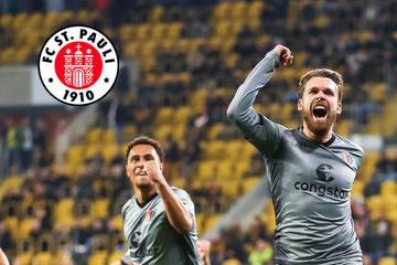 FC St. Pauli ringt Dynamo in der Verlängerung nieder und steht im Achtelfinale!