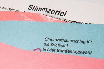 Mehr als 164.000 Briefwahlanträge zur Bundestagswahl in Dresden