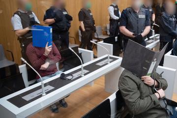 """Corona-Ausbruch: Termine im Rechtsterror-Prozess gegen """"Gruppe S."""" platzen!"""