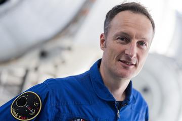 Matthias Maurer vor seiner Weltraum-Mission: Darum pflanzt er einen Baum!