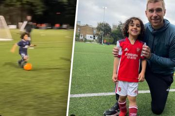 Blutjunges Ausnahmetalent: So früh landete dieses Wunderkind beim FC Arsenal