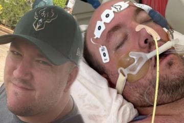 """Worte eines Vaters, der mit 39 Jahren an Corona stirbt: """"Ich hätte den verdammten Impfstoff nehmen sollen!"""""""