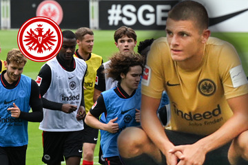 Eintracht Frankfurt mit nächster Testspiel-Pleite: Sturmtalent Joveljic vor Absprung