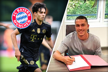 """FC Bayern bindet Copado und Ibrahimovic langfristig: """"Sehr spannende Talente"""""""