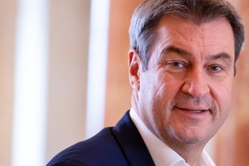 München: Markus Söder will Inflation dämpfen: Klare Forderung an EZB