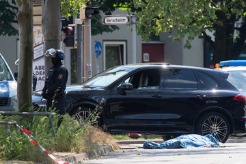 Mann in Innenstadt erschossen: Polizei wegen Beerdigung in Alarmbereitschaft!