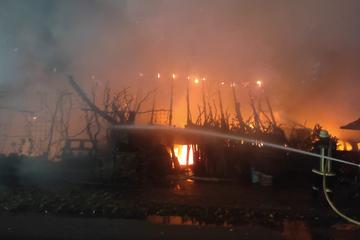 Traurige Entdeckung nach Brand in Bayern: Feuerwehr findet Leiche