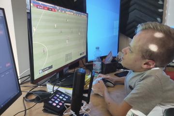Ein Tag hinter den Kulissen eines FIFA-eSportlers: Der Kampf gegen den eigenen Kopf