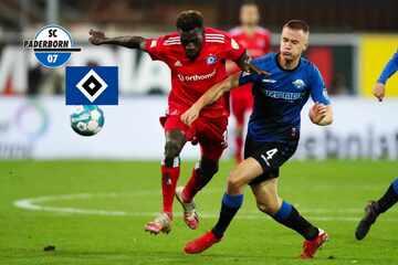 Last-Minute-Wahnsinn! Joker Doyle schießt den HSV in der 94. Minute zum Sieg