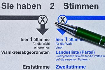 Dresden: Spannung am Wahlsonntag: 3,3 Millionen Sachsen können heute ihre Stimme abgeben