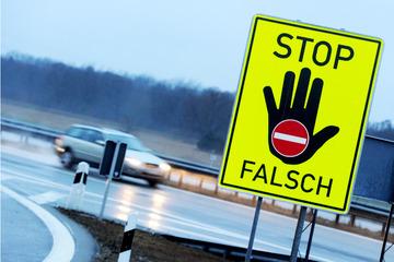 Geisterfahrer in Sachsen: 73-Jähriger wendet gleich zweimal auf der Bundesstraße