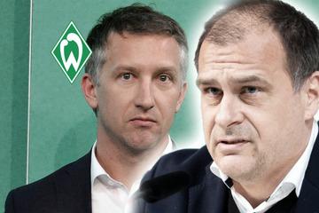 Bremer Fiasko: Fliegt jetzt Baumann? Werder-Boss Filbry spricht Klartext!