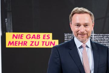 Lindner sicher, dass Laschet Kanzler wird: Einer Koalition erteilt er bereits jetzt eine Abfuhr