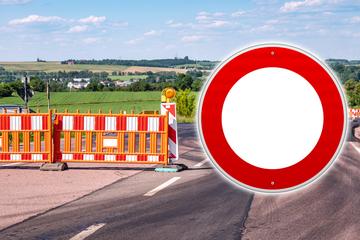 Vollsperrung soll zwei Jahre dauern: Hier brauchen Autofahrer viel Geduld