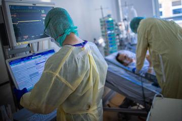 Coronavirus: Laut RKI führt Delta-Variante wohl zu mehr Krankenhaus-Aufenthalten
