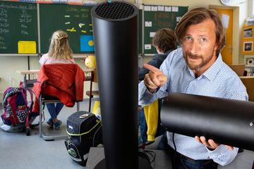 Bekommen Sachsens Klassenzimmer bald neue Luftreiniger?